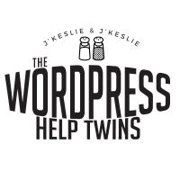WordPress Help Twins Episode #25